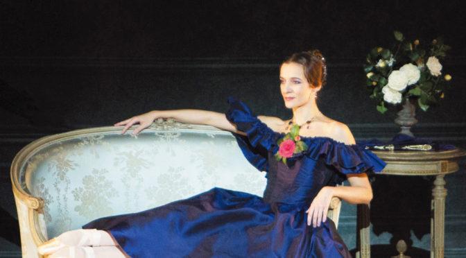 DVDパリ・オペラ座のミューズ アニエス・ルテステュ ~ アデュー公演『椿姫』までの輝かしい軌跡 ~